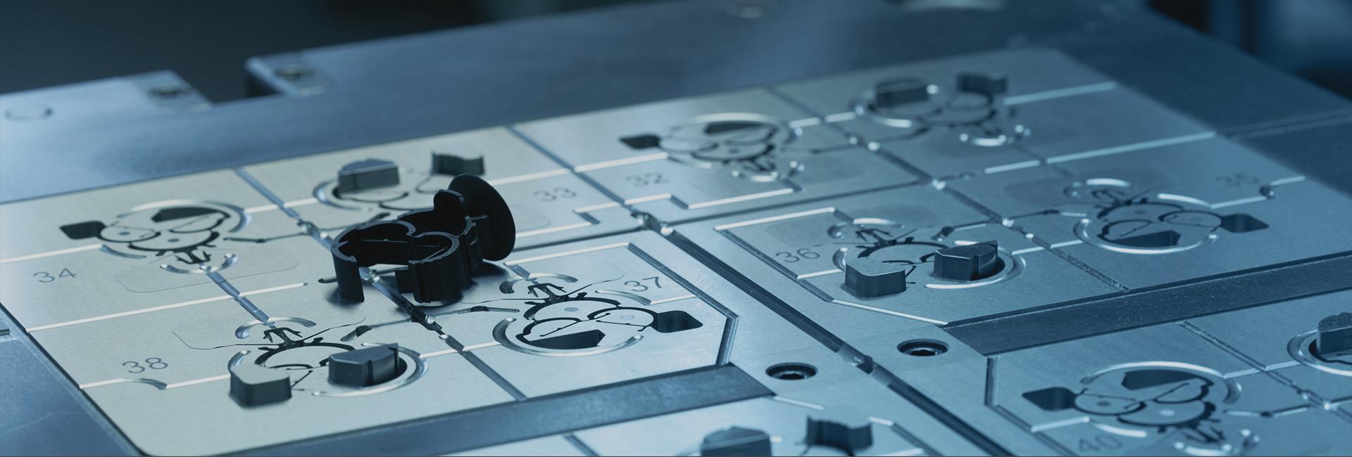 Groupe LCV - Fabrication de moules de précision